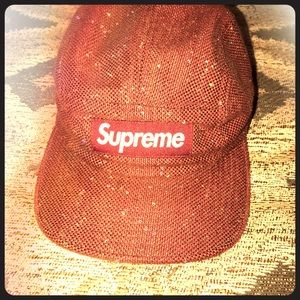 Red light star Supreme 5-Panel hat